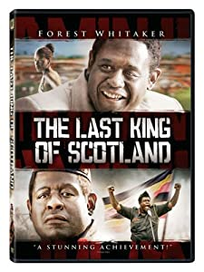 """Cover of """"The Last King of Scotland (Wide..."""
