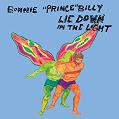 bonnie prince billy lie down in the light album cover