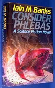 "Cover of ""Consider Phlebas [SIGNED, First..."