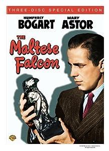 """Cover of """"The Maltese Falcon (Three-Disc ..."""