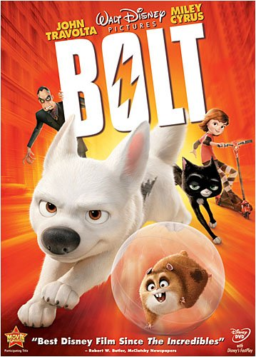 "Cover of ""Bolt (Single-Disc Edition)"""