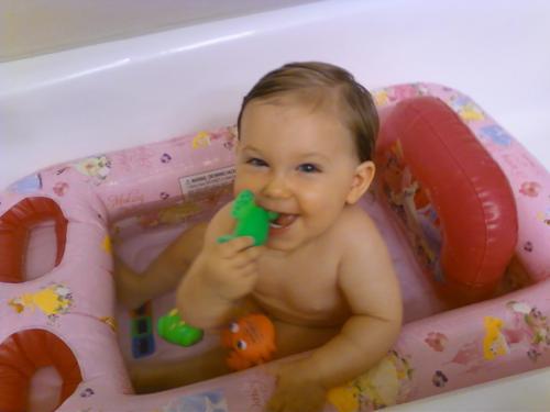 Disney Inflatable Bathtub Pixar Cars Baby