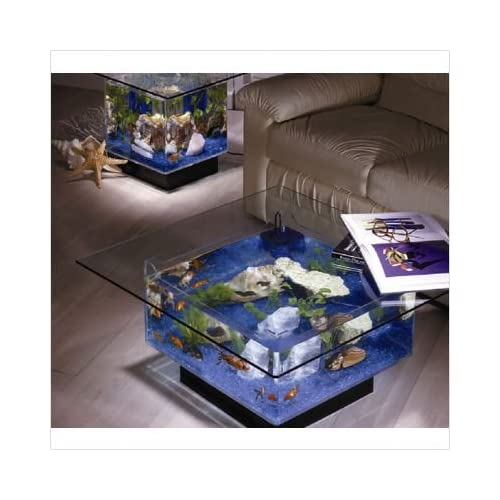 Motherf*ckin' Aquarium table