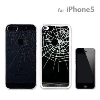 [SoftBank/au iPhone 5専用]Applus Flash!アップラスフラッシュ ハードクリアケース(とらわれの実)