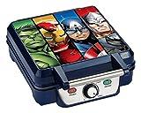 Marvel MVA-281 Avengers Waffle Maker, Blue