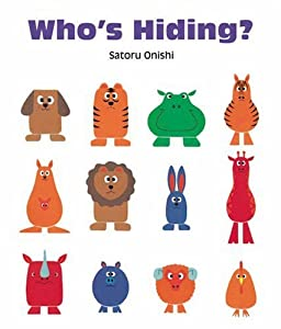 "Cover of ""Who's Hiding?"""