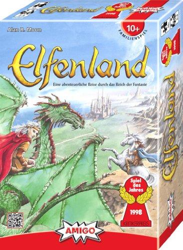 Elfenland Neu Board Game