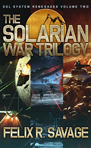 three full-length thrilling science fiction novels,solarian war trilogy,video review,(VIDEO Review) The Solarian War Trilogy: Three full-length thrilling science fiction novels,