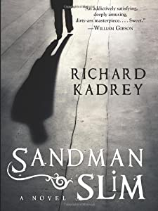 "Cover of ""Sandman Slim: A Novel"""