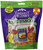 YumEarth Organic Fruit Snacks, 5 Count, net wt. 3.5oz