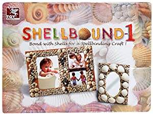 The shell photo-frame kit from Toykraft