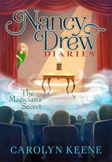 The Magician's Secret (Nancy Drew Diaries) by Carolyn Keene| wearewordnerds.com