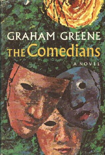 Cover of The Comedians by Graham Greene