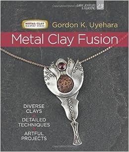 metal clay jewellery book
