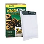 Tetra ReptoFilter Disposable Filter Cartridges,Medium, 3 Pack for $6.64 + Shipping
