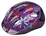 ABUS Kinder Fahrradhelm Rookie, beetle purple, S (46-52 cm)