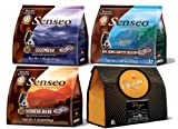 Senseo Origins Coffee Variety Pack II, 16-Count Packages (Pack of 4)