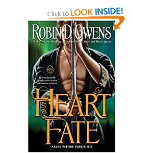 Heart Fate (Celta's HeartMates, Book 7)
