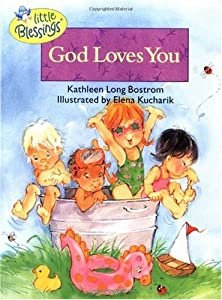 "Cover of ""God Loves You (Little Blessings..."