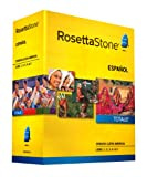 Rosetta Stone Spanish (Latin America) Level 1-5 Set
