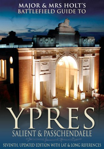 Book on Ypres Salient