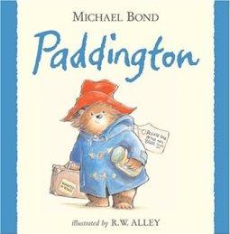 "Cover of ""Paddington"""