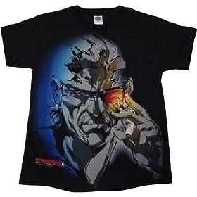 Metal Gear Solid 4 t-shirt