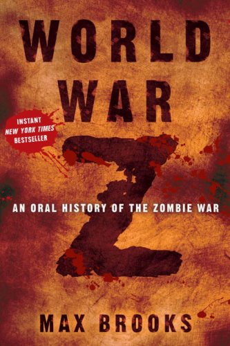 "Cover of ""World War Z: An Oral History of..."