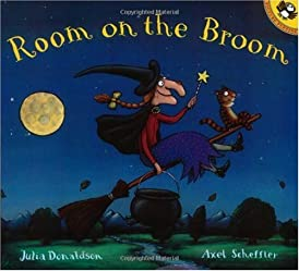 """Cover of """"Room on the Broom"""""""