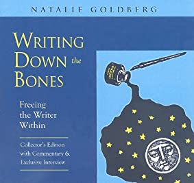 "Cover of ""Writing down the Bones"""