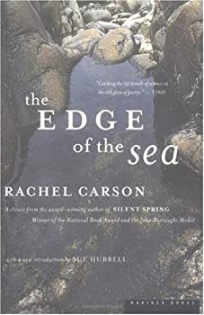 """Cover of """"The Edge of the Sea"""""""