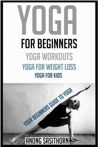 Yoga For Beginners & Weight Loss: Workout Poses For Kids, Senior, Men, Clothing, Journal Book