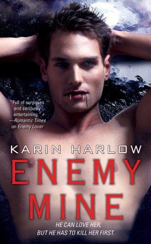 Enemy Mine (L.O.S.T., #2) by Karin Harlow