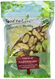Food To Live ® Organic Brazil Nuts (Raw, No Shell) (1 Pound)