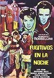 era notte a roma - fugitivos en la noche (Dvd) Italian Import 北野義則ヨーロッパ映画ソムリエのベスト1961年