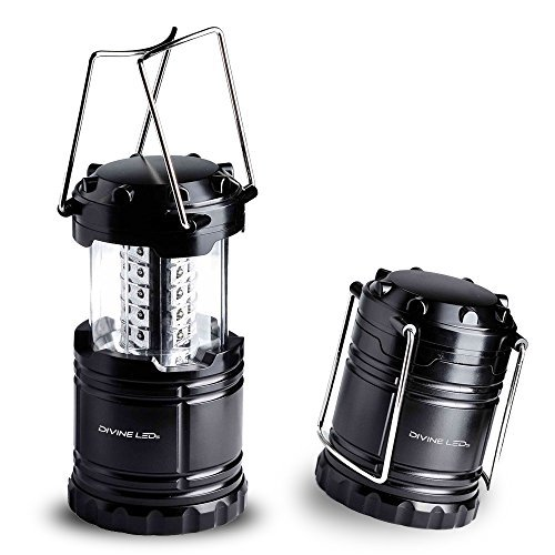 Military Grade Solar Powered Lanterns