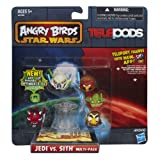 Angry Birds Star Wars Telepods Jedi Vs. Sith Multi-Pack 【並行輸入品】