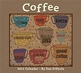 Coffee 2015 Deluxe Wall Calendar