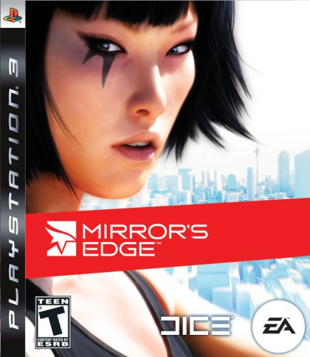 Capa do Mirror's Edge - PS3