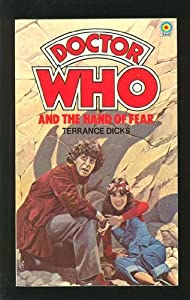 "Cover of ""Doctor Who and the Hand of Fear..."