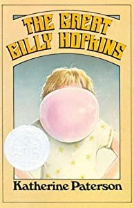 """Cover of """"The Great Gilly Hopkins"""""""