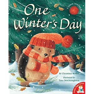 On Winter's Day by M Christina Butler on Amazon