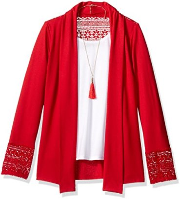 Amy-Byer-Girls-Big-Girls-Long-Sleeve-2fer-Cozy-with-Lace-Cuff-and-Lace-Back-Red-Small