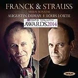Franck/Strauss: Violin Sonatas