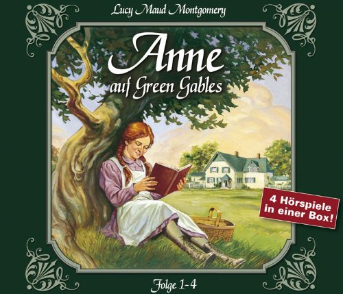 Anne of Green Gables (1-4) (Titania Medien)