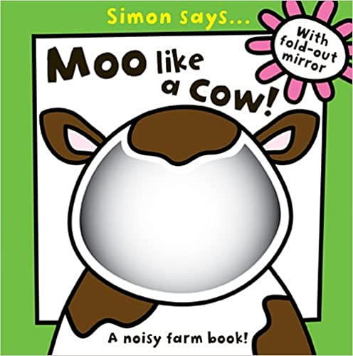Moo like a cow! by Sarah Vince