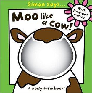 Moo like a cow! by Sarah Vince