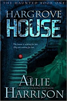 Book Cover for Hargrove House by Allie Harrison