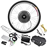 "AW 48V 1000W 26"" Front Wheel Electric Bicycle Motor Kit E-Bike Cycling Hub Conversion Outdoor Sport"