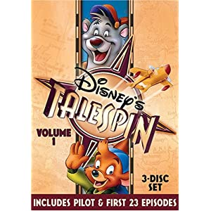 TaleSpin cover